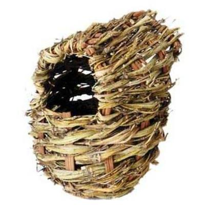 Prevue Presents Finch Covered Twig Nest. Covered Nest for Breeding Purposes, Natural Fibers to Make the Bird Feel at Home. [24553]