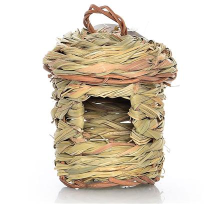 Buy Bird Hut products including Finch Round Hut Nest, Finch Tiki Hut Nest, Thatched Hut Bird Nest Ph, Finch Pagoda Top Hut Nest, Keet Large Hut Twig Nest, Snuggle Hut Cloth Bird Bed Large 10', Jumbo Grass Hut Bird Nest/House, Snuggle Hut Cloth Bird Bed Small 7' Category:Breeding Supplies Price: from $3.99