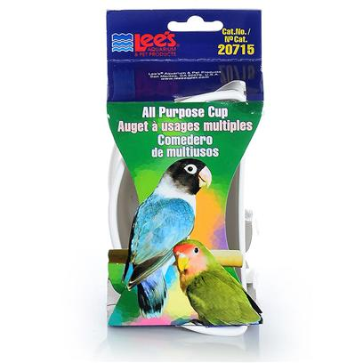 Buy Lee's for Birds products including Bird Net 9.75' with 36' Handle (36' Handle), Bird Net 9.75' with 36' Handle (18' Handle), Bird Net 9.75' with 36' Handle 7.5' (12' Handle), Highback Perch Cup Small 2pk Sleeved Small-2 Pack, Highback Perch Cup Small 2pk Sleeved Lees Large (Lg) Category:Feeders &amp; Waterers Price: from $1.99