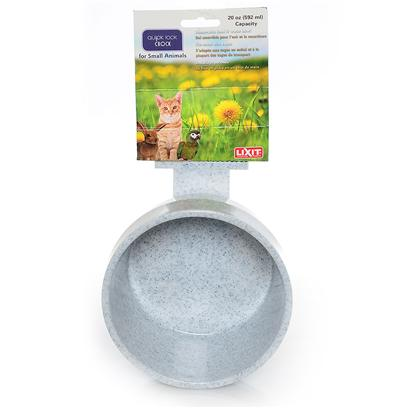 Buy Quick Lock Crock 10oz Granite for Birds products including Quick Lock Crock 10oz Granite Lixit Ql, Quick Lock Crock 10oz Granite Lixit Ql 20oz Category:Feeders &amp; Waterers Price: from $4.99