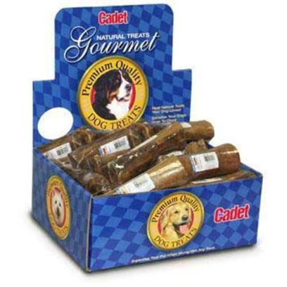 Ims Pet Industries Presents Cadet Gourmet Display Box-Shin Bone (12pc) 6-7' Ims Shin 12pc. Cadet Gourmet Display Box Shin Bone (12 Pc) 6-7&quot; [26046]
