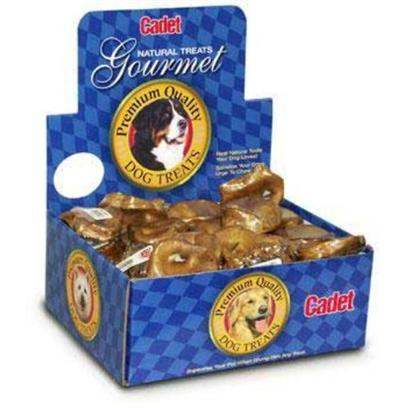 Ims Pet Industries Presents Cadet Gourmet Display Box-Puffed Snout (50pc) 40piece. Cadet Gourmet Display Box Puffed Snout (50pc) [26055]