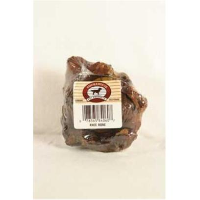 Smokehouse Presents Smokehouse Smoked Knee Bone Bulk Small (Sm). Shrink Wrapped with Label 100% Natural Great Treat for your Dog that Provides Hours of Fun. Great for Keeping Teeth Clean and Healthy. Made in the Usa [26062]