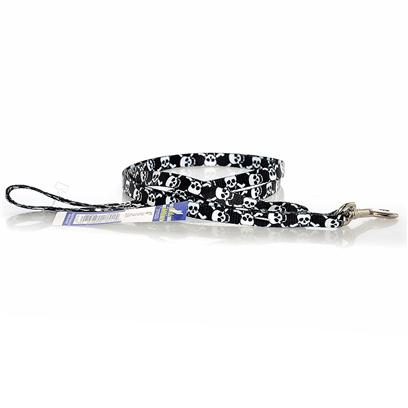 Buy Nylon Skull Pattern Lead - Black products including C Nylon Skull Pattern Lead-Black Nyl Ptrn Lead 3/8x4ft, C Nylon Skull Pattern Lead-Black 5/8' X 4ft Category:Leashes Price: from $4.99