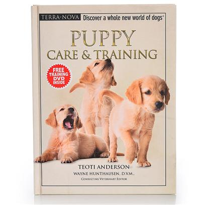 Buy Nylabone Books for Puppy products including Animal Planet Puppy Training and Care Book, Tfh Terra Nova: Puppy Care and Training with Dvd Nova Pup Care/Trng Category:Books Price: from $8.99