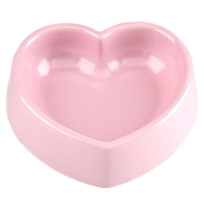 Petmate Presents Designer Bowls Precious Princess-Pink Medium. Petmate's Designer Bowls are Designed to Meet the Needs of the Fashion Forward, Trend Oriented Pet Owner. The Line Includes a Variety of Styles, Shapes, and Sizes for Cats and Dogs. These Bowls are Dishwasher Safe and will not Fade. They Resist Scratches and Nicks that can Trap Bacteria. Some Models Feature Finger Cut-Outs on Both Sides [26367]