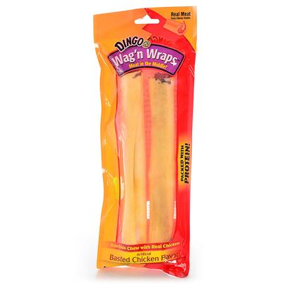 Buy Chicken Rawhide Chewies products including Dingo Wag'n Wraps Slims Chicken 3 Pack, Dingo Wag'n Wraps Chicken Basted-Large 2 Pack, Dingo Wag'n Wraps Slims Chick Mini 5 Pack Category:Rawhide Price: from $3.99
