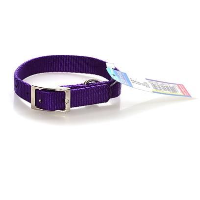"Coastal Presents Coastal Nylon Collar 5/8' X 12'. This Collar Consists of 5/8"" Nylon and is Best Suited for Puppies and Small Dogs. Coastal's High Quality Nylon is Thick and Strong and Specially Processed to Prevent Fraying. All Nylon Products are Carefully and Neatly Finished for the Best Look and Durability. [26757]"
