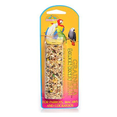 Buy Grainola Golden Honey - 2.5oz for Birds products including Grainola Small (Sm) Hook-Honey 2.5oz Sun Hook Honey, Grainola Large (Lg) Hook-Honey 2.5oz Sun Hook Honey Small (Sm), Grainola Golden Honey-2.5oz (Canaries &amp; Finches) Canaries Finches Category:Treats Price: from $1.99