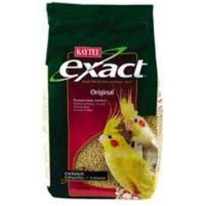 Kaytee Presents Kaytee Exact Original Tiel 3lb 6cs Kt. 6/3 Exact Tiel [26954]