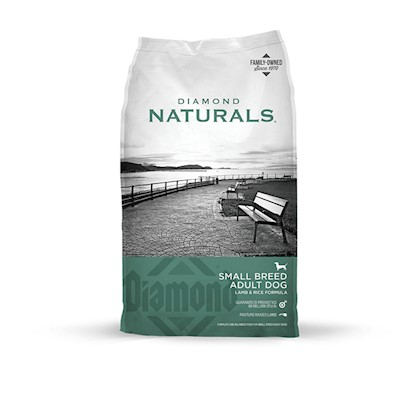 Diamond Naturals - Small Breed Adult Dog - Lamb and Rice Formula