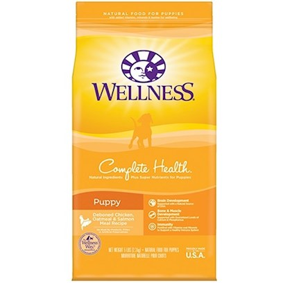 Wellpet Presents Wellness Super5mix just for Puppy 15lb Bag. In our just for Puppy Recipe for Dogs, we Use Carefully Chosen, Authentic Ingredients, for the Complete Health of your Developing Puppy. This Special Recipe Provides Whole-Body Nutritional Support During the Important Foundation Year, with the Optimal Balance of Nutrient-Rich Whole Foods to Fulfill the Unique Health Needs of your Growing Puppy. [27601]