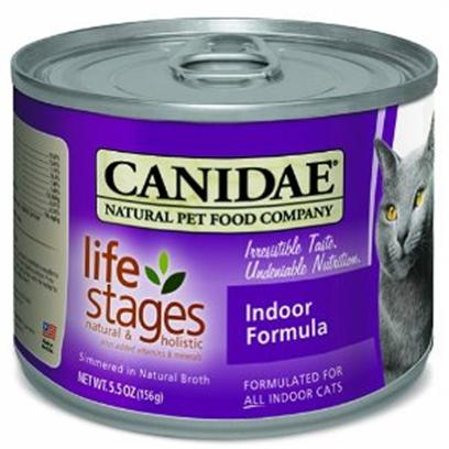 Canidae Presents Felidae Canned Platinum Chicken Turkey Lamb &amp; Fish for Cats 5.5oz Cans/Case of 12. Analysis Crude Protein (Min.) 11.00% Crude Fat (Min.) 7.00% Crude Fiber (Max.) 1.00% Moisture (Max.) 78.00% Linoleic Acid (Omega 6) (Max.) 1.00% Magnesium (Max.) 0.025% Ash (Max.) 1.90% Calcium (Min.) 0.25% Phosphorous (Min.) 0.20% Taurine (Min.) 0.05% Alpha Linolenic Acid (Omega 3) (Min.) 0.20% Ph 5.5 [27859]