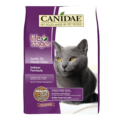 Canidae Presents Felidae Platinum Dry Formula for Senior &amp; Overweight Cats and 15lb. Analysis Crude Protein (Min.) 30.50% Crude Fat (Min.) 14.50% Crude Fiber (Max.) 4.00% Moisture (Max.) 9.50% Linoleic Acid (Omega 6) (Min.) 3.50% Iron (Min.) 150.00 Mg/Kg Zinc (Min.) 135.00mg/Kg Vitamin E (Min.) 200.00 Iu/Kg Taurine (Min.) 0.25% Alpha Linolenic Acid (Omega 3)* (Min.) 0.70% Ascorbic Acid (Vitamin C)* (Min.) 50.00 Mg/Kg Lactobacillus Acidophilus* (Min.) 100 Million Cfu/Lb. Cellulase* (a) (Min.) 100 Cmcu/Kg [27886]