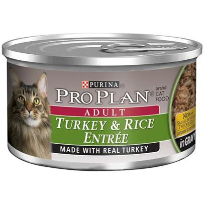 Pro Plan Canned Turkey/Rice Entree for Cats