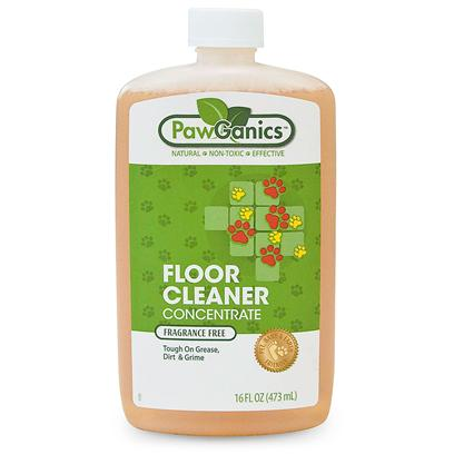 Petlabs360 Presents Pawganics Natural Floor Cleaner Concentrate. Cleans your Floors Thoroughly with Natural Ingredients. It's Hard to Get Around the Home without Touching the Floor, and our Children and Pets Seem to Spend a Lot of Time on the Floor, so we Want our Floors Clean. But we Shouldn't have to Feel Abashed About the Chemicals to which we Expose our Family Members. This Non-Toxic Floor Cleaner Easily Cuts through Dirt, Grease and Grime, and doesn't Hide Harsh Chemicals and Strange Compounds. Read the Ingredients. [28178]