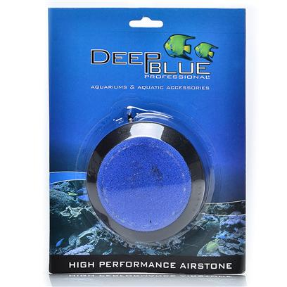 Deep Blue Professional Presents Deep Blue High Performance Air Stone-Disk 5'. Deep Blue Professional Air Stone - Disk High Performance Air Stone Highly Porous Long Lasting Air Diffuser Provides Even Aeration. Royal Blue [28195]