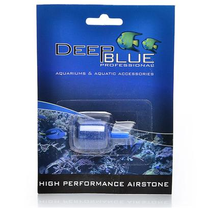 Deep Blue Professional Presents Deep Blue High Performance Air Stone-Sphere 7/8'. Deep Blue Professional Air Stone Sphere High Performance Air Stone Highly Porous Long Lasting Air Diffuser Provides Even Aeration. Royal Blue [28199]