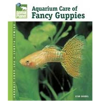 Nylabone Presents Tfh Animal Planet Care of Guppies Aquarium Fancy. Fancy Guppies are One of the Most Popular Aquarium Fish Around the World. This Book Assists with Making Guppy Selections and Offers Valuable Information on Keeping, Breeding, and Showcasing these Fancy Fish. [28305]