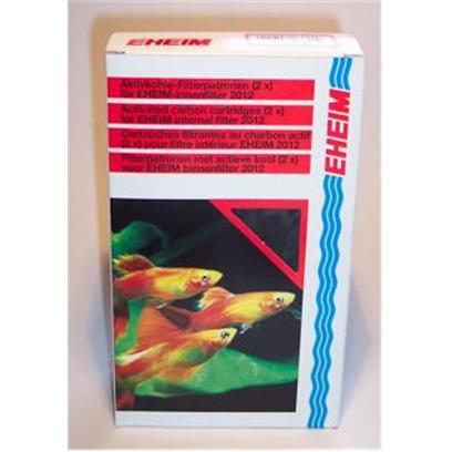 Eheim Presents Eheim Carbon Cartridge for 2208-2212 Aquaball. 2pc Per Box [28550]