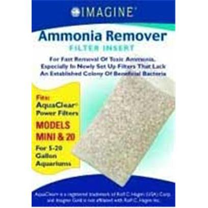 Buy Ammonia Remover Filter Cleaning products including Imagine Gold Aquaclear 20 Ammonia Remover Mini Fits Models, Imagine Gold Aquaclear 50 (200) Ammonia Remover Fits Models 200, Imagine Gold Aquaclear 30 (150) Ammonia Remover Fits Models Mini &amp; 30-150 Count Category:Filter Cartridges Price: from $1.99