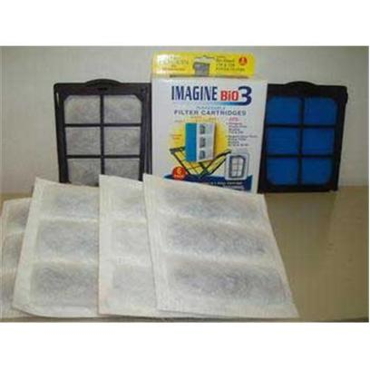 Imagine Gold Presents Imagine Gold Bio 3 Cart Peng 170/330 6 Pack. Fits Penguin 170/330 Regent, Aqua-Tech 2040 & 30-60 [28587]