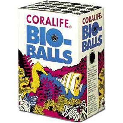 Coralife Presents Bio-Balls 1' Mini 5 Gallons 1125 Balls-Plastic Bucket. Coralife Bio-Balls Enable Aquarists to Maintain Large Biological Loads in Much Smaller Filter Areas. The Dramatic Increase in Surface Area is Achieved by the Unique, Geometric Design of the Smaller, One-Inch Bio-Ball. One Gallon of Coralife Bio-Balls, (Ap 24.5&quot;X18.75&quot;X18.75&quot; [28733]
