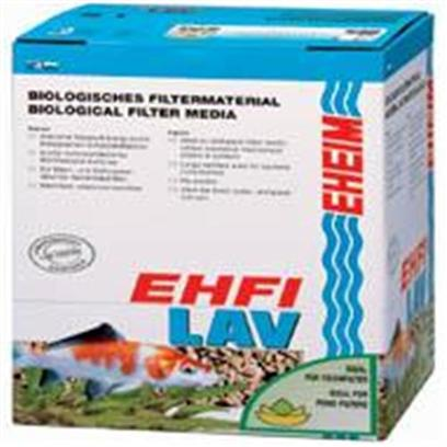 Eheim Presents Eheim Ehfilav 1 Liter. A Naturally Occuring Porous Volcanic Rock which is Ideal for Biological Filtration where Large Debris is Present Such as Ponds and Highly Stocked Aquariums. This Natural Product is Pre-Tested for Impurities Before Packaging to Ensure that it is Free of Toxins [28753]