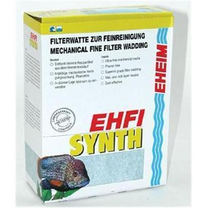 Eheim Presents Eheim Ehfisynth 2 Liter. Ehfisynth a Completely Neutral Filter Wool. The Fine Phenol Free Structure of this Synthetic Material Traps Tiny Particles of Dirt. It should be Loosely Placed as the Last Layer in your Filter Arrangement. For Pro Series Models a Special Ehfisynth Pad is Recommended. Mechanical Filter Media Works Much Like a Sieve Trapping Particulate Waste as it Passes through the Material. [28762]