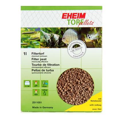 Eheim Presents Eheim Torf Pellets with Net Bag 1 Liter. Natural Acid Peat is Rich in Valuable Substances, Such as Humic Matter and Trace Elements. Eheim Peat Pellets Reduce the Ph Value and the Carbonate Hardness of the Water, and are Suitable for all Water Conditions from Tropical Clear Water to Blackwater, in Particular. Peat Expands in W Replace the Peat After Three to Six Weeks. Do not Use Peat and Activated Carbon at the Same Time. [28766]