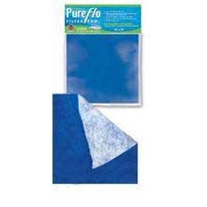 Coralife Presents Pureflo Coarse Bonded Prefilter Pad 24'x18'. This Bonded Pure-Flo Coarse Filter Pad Offers a Highly- Efficient, Two-Stage Method for Removing Larger Debris and Particulate Matter to Make Water Sparkling-Clean and Crystal-Clear. It Prevents Clogging of Biological Filter Media and Keeps your Filtratio 10&quot;X4&quot;X12&quot; [28944]