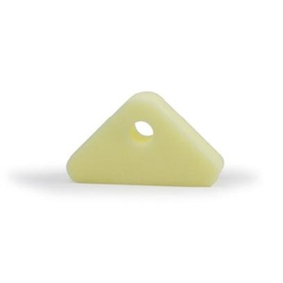 Lee's Presents Lees Sponge Replacement-Triangular Triangular. Replacement Pad for Item Number 13392 (Foam Filter - Dual Action 25 Gallons) Traingle [29013]