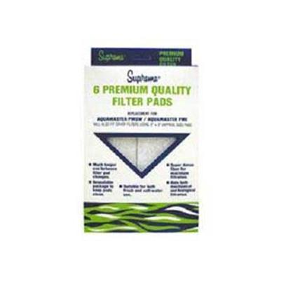 Supreme (Danner Inc) Presents Supreme Filter Premium Pad 12x4 6p 12 X 4 (6pk). Supreme Filter Premium Pad 12' X 4' (6 Pack) [29053]
