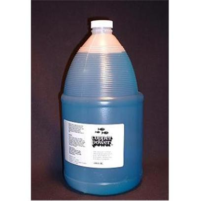 Endich Presents Copper Power Blue for Saltwater 1gal. A Safe, Effective Copper Treatment for Marine Fish. Used at 2.5 Ppm Copper - Nearly 5-Times the Normal Toxic Level of Copper in Salt Water - Copper Power's Higher Concentration lets you 'Blast' Away Disease. Copper Power will not Precipitate out of the Water and Remains Active in the Water Acting as a Preventative Against New Outbreaks of Disease. [29127]