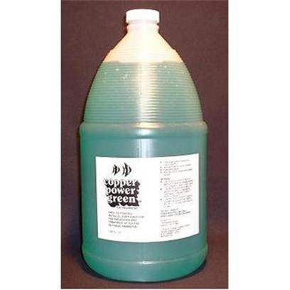 Endich Presents Copper Power Green for Freshwwater 16oz. Copper Power Green is a Solution of Copper, Nickel, and Zinc Complexes Designed for the Treatment of Ich, Fungus, and External Parasites in Freshwater Aquariums. Copper, Nickel, and Zinc are, by Themselves, Extremely Toxic to Fish and are Therefore, not Practical for Application in Aquariums. Copper Power Green has a Unique Chelating Agent that has the Ability to de-Toxify the Metals as Far as Fish are Concerned but the Metallic Solution Remains Toxic Towards Disease Producing Organisms. Copper Power Green Stays in Solution at Full Strength (not Removed by Carbon Filtration) Harmlessly for Many Months.Should an Outbreak of Disease Develop, Copper Power Green will Immediately Begin to React with the Disease Organism and Destroy It.Copper Power Green has Many Advantages over Present Freshwater Ich and Fungus Medications.It is Safe with all Species of Fish Including Tetras and Scaleless Fishesit will not Discolor or Cloud Aquarium Waterit Remains in Solution in the Aquarium so One Dose Offers Protection for Monthsit is not Removed by Carbon Filtration. Filtration does not have to be Discontinued During Treatmentthe Copper Power Green in the Aquarium can Easily be Checked Using a Copper Test Kitits High Metallic Content Eliminates Diseases Quickly and Completely [29132]