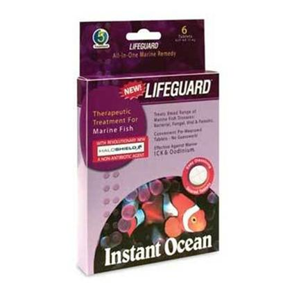 Buy Instant Ocean-Aquarium Systems Medications products including Instant Ocean-Aquarium Systems (Io) Lifeguard Remedy 16 Tablets, Instant Ocean-Aquarium Systems (Io) Lifeguard Remedy Sw 6 Tablet Category:Medications Price: from $4.99
