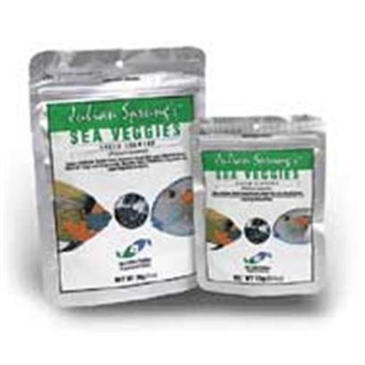 Two Little Fishies Presents Tlf Sea Veg-Green Seaweed .4oz. Green Seaweed (Porphyra Yezoensis) Julian Sprung's Seaveggies. Green Seaweed (Porphyra Yezoensis). Super Nutritious Natural Green Seaweed Sheets. Ideal for Marine Herbivores Such as Tangs and Surgeonfish, Moorish Idols, Parrotfish, Angelfish, Large Butterflyfish, and Herbivorous Freshwater Fishes, Such as Cichlids and Goldfish. Available in Foil Packaging 30g (1 Oz). Super Nutritious Natural Green Seaweed Sheets. Ideal for Marine Herbivores Such as Tangs and Surgeonfish, Moorish Idols, Parrotfish, Angelfish, Large Butterflyfish, and Herbivorous Freshwater Fishes, Such as Cichlids and Goldfish. The Finest Quality Seaweed Dried and Formed into Sheets for Ease of Feeding. Seaweed Contains Essential Vitamins, Minerals and Trace Elements that Many Species of Fish Require in there Daily Diet. Saltwater Species Tangs, Angels, Moorish Idols, Wrasses, Parrot Fish, Damsels, some Large Butterfly Fish and all Other Saltwater Algae Grazers Freshwater Species Plecos, African Cichlids, Fancy Goldfish, Live Bearers, Kissing Gouramis, and all Other Freshwater Algae Grazers. [29727]