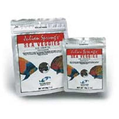 Two Little Fishies Presents Tlf Sea Veg-Red Bulk Seaweed .4oz. Julian Sprung's Seaveggies Red Seaweed (Palmaria Palmata) Super Nutritious Natural Red Seaweed. Ideal for Marine Herbivores Such as Tangs and Surgeonfish, Moorish Idols, Parrotfish, Angelfish, Large Butterflyfish, and Herbivorous Freshwater Fishes, Such as Cichlids and Goldfish. [29734]