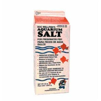 Aquarium Pharmaceuticals Presents Aquarium Pharmaceuticals (Ap) Aquarium Salt 65oz (1/2gallon) Treats 775 Gallons. An all Natural Salt, Made from Evaporated Sea Water. Helps Improve Gill Function to Reduce Stress. Reduces Electrolyte Loss and Promotes Healthy Gill Function. Can be Used with Most Aquarium Remedies to Improve Recovery from Disease. [29754]