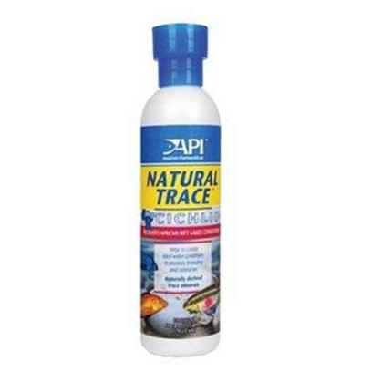Aquarium Pharmaceuticals Presents Aquarium Pharmaceuticals (Ap) Cichlid Natural Trace 8oz. Treats Up to 474 Gallons (1794 L) [29762]