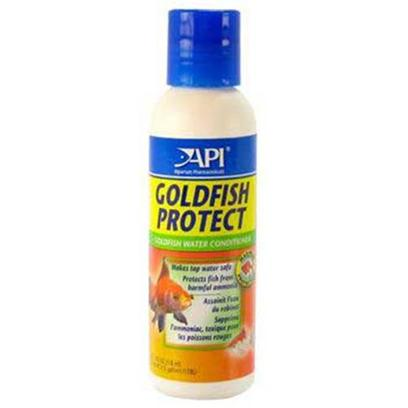 Buy Aquarium Pharmaceuticals Goldfish Protect products including Aquarium Pharmaceuticals (Ap) Ammo Chip Carton 1/2gallon/54oz, Aquarium Pharmaceuticals (Ap) Ammo Chip Carton 1 Quart/26oz, Aquarium Pharmaceuticals (Ap) Goldfish Protect 4oz Category:Ammonia Removers Price: from $3.99