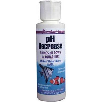 Kordon/Oasis Presents Kord Ph Decrease-4oz 4oz. Using Kordon Ph Decrease to Lower Ph Helps Aquarists Manage their Aquarium's Ph Levels Quickly and Accurately. [29997]