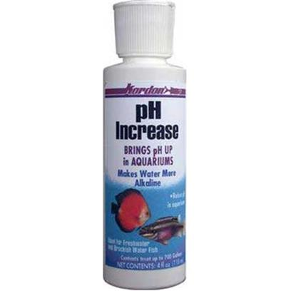 Kordon/Oasis Presents Kord Ph Increase-4oz 4oz. Using Kordon Ph Increase to Bring the Ph Up to a Desired Level, Helps Aquarists Manage their Aquarium's Ph Levels Quickly and Accurately. [29998]