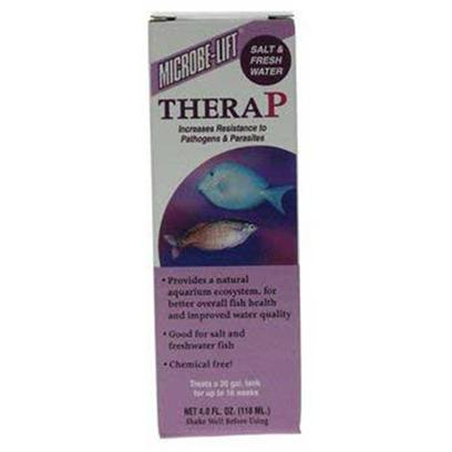 Ecological Labs (Microbe-Lift) Presents Mic Therap Aquarium 16oz. . [30041]