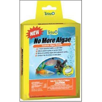 Tetra Usa Presents Tetra Algae Control Tank Buddy Tablets 8tab. No More Algae Contols Algae Growth Tetra Fizz Tabs are Fast-Dissolving, Premeasured Tablets that Make Caring for an Aquarium Faster, Easier and More Convenient Algaecontrol Combats Aquarium Algae and Works to Keep it from Returning. Highly Effective Against Green Water (Algae Blooms) as Well as Working Against Algae Types that Grow on the Glass and Dcor. Algaecontrol is Plant Safe. [30160]