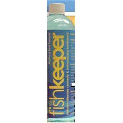 Tropical Science Labs Presents Tr Sci Fishkeeper Sw Saltwater Remedy 8oz. A Remarkable Natural Antibacterial Remedy for the Treatment of Fresh and Saltwater Aquarium Fish Diseases. [30200]