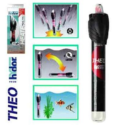 Hydor Usa Presents Hydor Theo Submersible Heater 150watt Shatterproof 8.9'. Submersible Aquarium Heater. Ul Listed. Safe and Reliable. Made from Specially Enginereed Shatterproof Glass. Temperature Controlled and Maintained by Precise Micro-Switch. [30410]