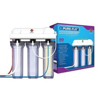 Buy Coralife Pure Flo Ii Ro Unit products including Coralife (Cl) Pure Flo Ii Ro Unit 50gpd Reverse Osmosis, Coralife (Cl) Pure Flo Ii Ro Unit 24gpd Reverse Osmosis, Coralife (Cl) 50gpd Ro Unit with Water Pump Pure Flo Ii Category:RO Systems Price: from $184.99