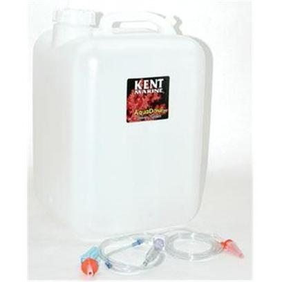 Kent Marine Presents Kent Marine (Kent) Aquadose Drip System 2.5gallons. The Kent Aquadose is the Economical no Mess Solution to Dosing your System. With its Adjustable Gravity Drip System the Aquadose Makes Dosing your Favorite Kent Products no Problem. Dose Kalkwasser Mix, Superbuffer -Dkh or any Other Product in the Kent Marine Line. Can be Used in Saltwater, Freshwater and in any Pond or Water Garden Application. [30460]