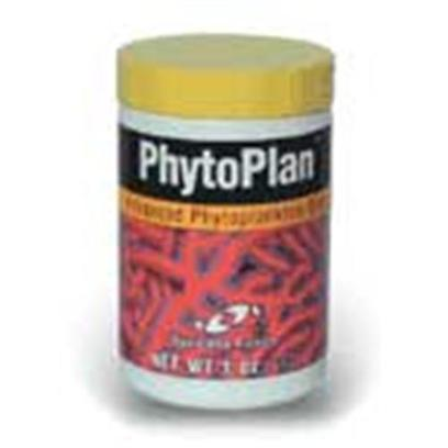 Two Little Fishies Presents Tlf Phytoplan 1oz. Advanced Plankton Diet Phytoplan is a Spray Dried Blend of Several Strains of Phytoplankton. Phytoplan is a Food for Filter Feeding Invertebrates and a Great Supplement to Enrich the Nutritional Value of Dried and Frozen Fish Foods, or Live Artemia. Rich in Vitamins, Trace Elements, Amino Acids, and Highly Unsaturated Fatty Acids. 1oz (30grams)Bottle [30871]